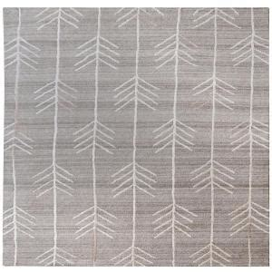 armito warm grey 16 in x 16 in square indoor area rug tn