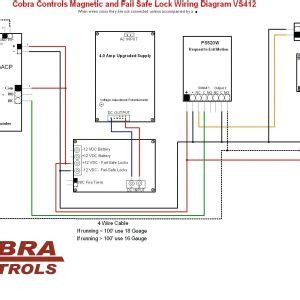 access control wiring diagram  wiring diagram