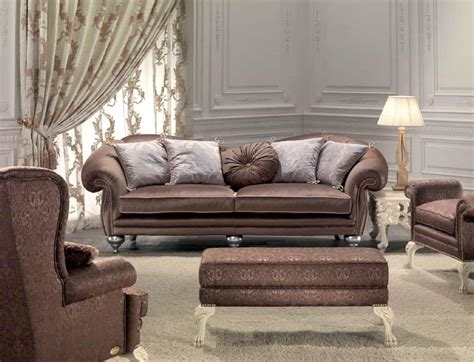 divani per salotto divano 3 posti per salotto classico dettagli eleganti