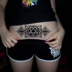 him heartagram tattoo project pinterest heartagram