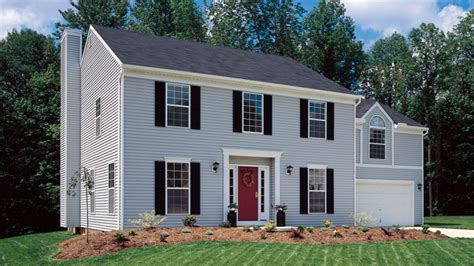 Cabin Style Home 1500 Series Vinyl Siding By Window World