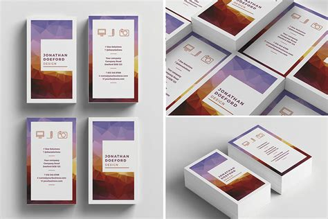 indesign templates business cards business card template 187 adobe indesign business card