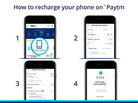 how to recharge in mobile how to recharge your mobile and pay bills on paytm