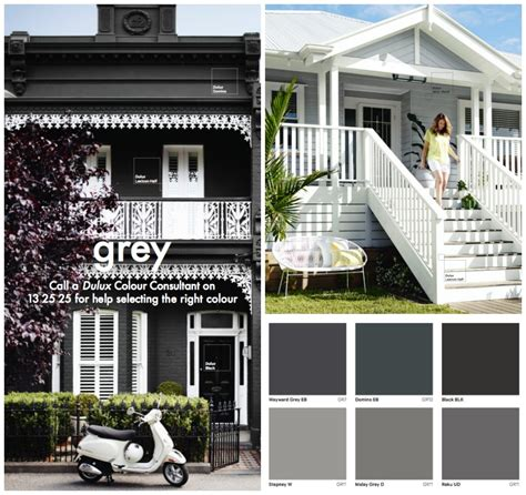 Kitchen Colour Scheme Ideas grey house paint colours diy decorator