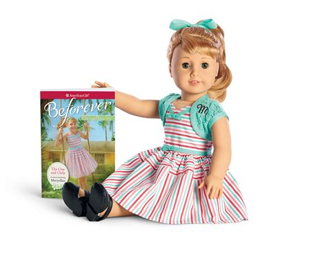 Girlset Doll amercian doll maryellen giveaway marinobambinos