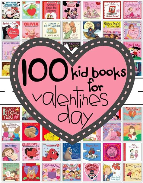 valentines day book 100 s day books for parenting chaos