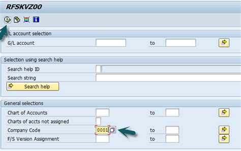 Sap Gl Account Table by Sap Fico Guide