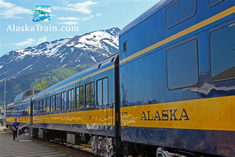 ride the to seward on the alaska railroad