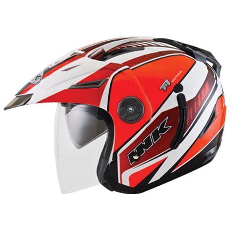 Helm Ink Warna Orange helm ink t1 seri 3 pabrikhelm jual helm murah