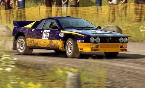 dirt rally si aggiorna con il supporto per playstation vr dirt rally il supporto alle mod per dirt rally potrebbe