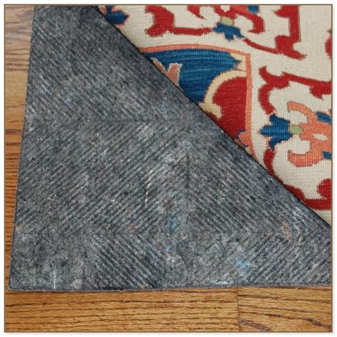 rug pads non slip rug pads for hardwood floors