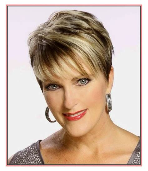 short haircuts for fine hair in 50 women heavyset short hairstyles for women over 50 hairstyles