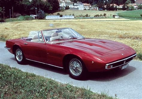 Maserati Ghibli Spyder by Maserati Ghibli Spyder Ss Technical Details History