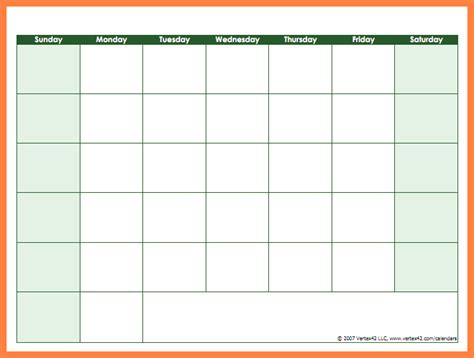 free 6 month calendar template 6 month calendar template word event ticket template