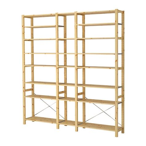 ikea ivar ivar 3 sections shelves ikea