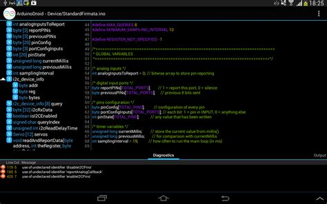 arduino simulator apk arduinodroid arduino ide android apps on play
