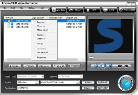 download mp3 converter hd get on windows emicsoft hd video converter 4 1 22