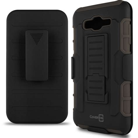 coveron  samsung galaxy  holster case hybrid