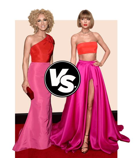 Who Wore Better Carpet Style Awards 2 by Who Wore It Better Grammy Edition Vs