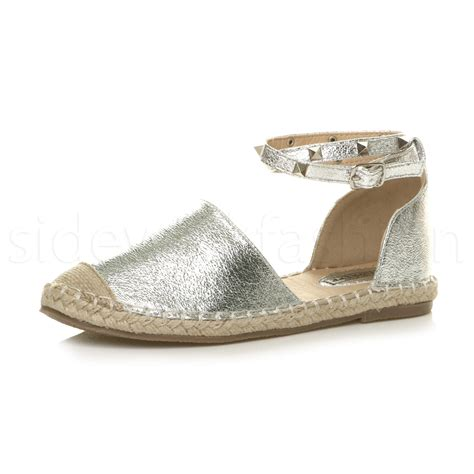 sandals with straps around the ankle womens studded ankle wrap around