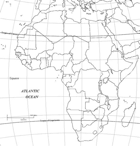 africa map blank blank map of africa quiz images