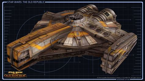 Xs Stock Light Freighter by How To Carve Roast Unicorn Wars Quot Smuggler Quot Ship