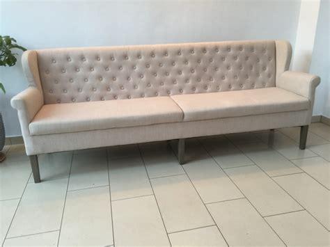 halbrunde sofas im klassischen stil sitzbank gepolstert gepolsterte bank sofa im klassischen