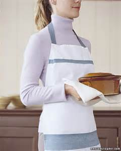 apron pattern from dish towel dish towel apron step by step diy craft how to s and