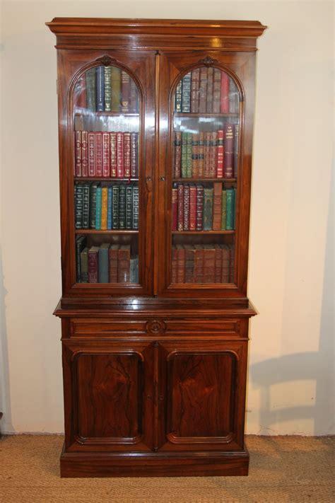 rosewood bookcase for sale rosewood bookcase 266473 sellingantiques co uk