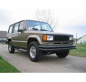 Isuzu Trooper For Sale 1 Owner From New Car Pictures