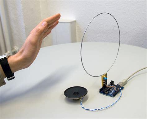 how to make a capacitive sensor arduino theremin low cost theremin arduino theremin arduinoexperts arduino developers