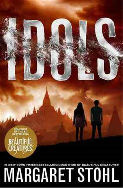 idols icons   margaret stohl reviews discussion