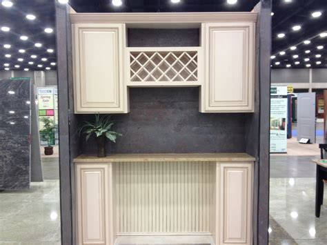 granite america booth at the home garden and remodeling