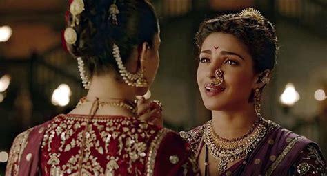 priyanka chopra and deepika padukone songs bajirao mastani movie song