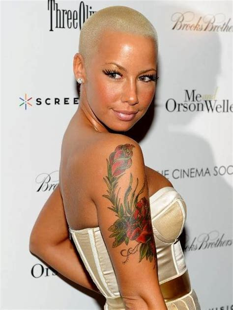 celebrity rose tattoos entertainment news