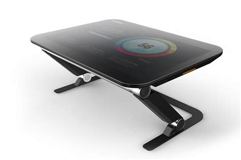 Smart Table by Hybrid Tablet Tables Smart Table