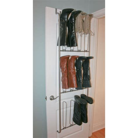 Door Boot Rack pin by lye on would to