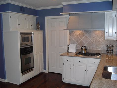 blue kitchen white cabinets attachment blue kitchens with white cabinets 584