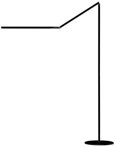 z bar gen 3 floor l koncept gen 3 z bar daylight led modern floor l black