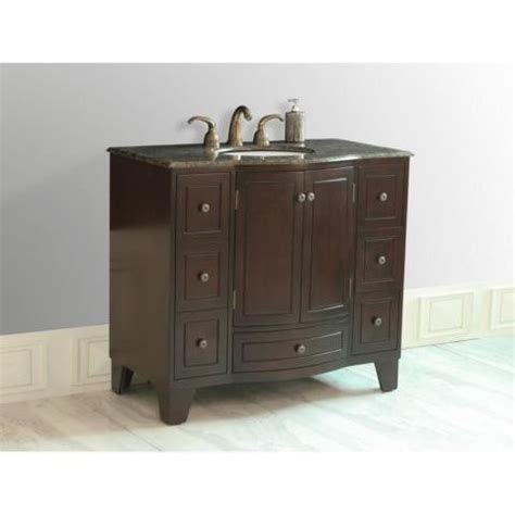 wood granite antique style designer bathroom vanity brand