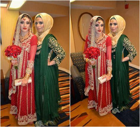 Set Maxi Arabic Marun how to wear for wedding 2015 it s the wedding season