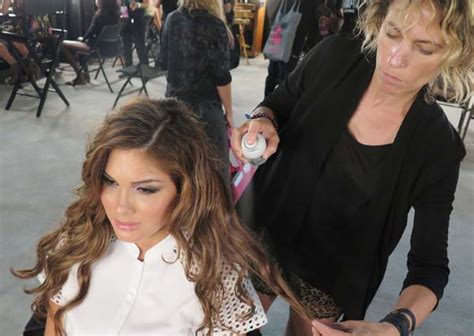 redken convention 2014 mfw 2014 look of the day miss universe surfin waves