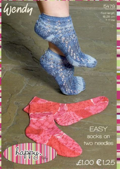 easy knit socks on two needles wendy easy socks on two needles knitting pattern 5479