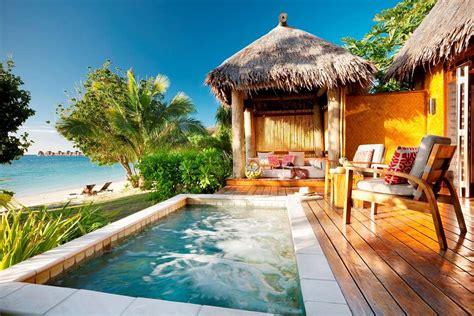 fiji bungalow likuliku lagoon resort fiji reviews pictures