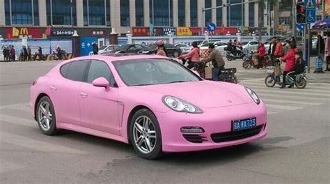 pink porsche panamera 30 best breast cancer awareness month images on pinterest