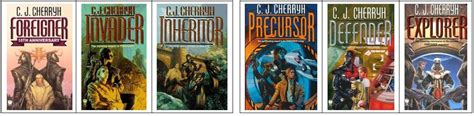 Peacemaker Foreigner no 18 c j cherryh the faded sun and a world building