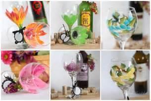 Wine glass painting ideas 7 artistic wine glass painting ideas