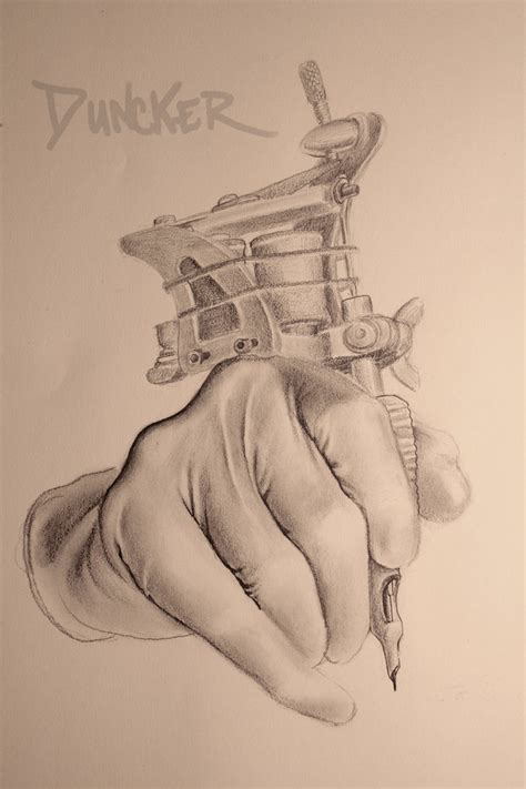 hand tattoo equipment tattoo artist by xarcwelderx on deviantart