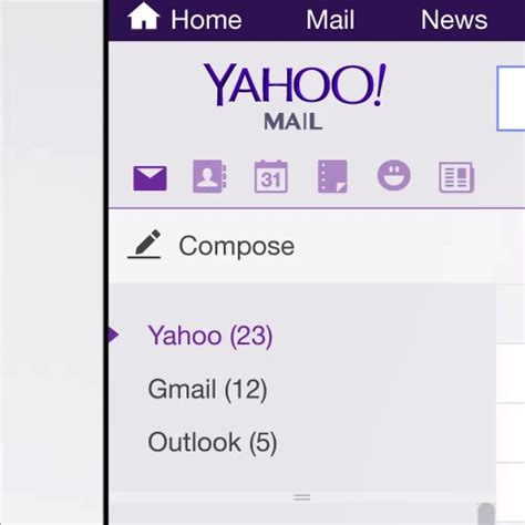mail yahoo mailboxes from yahoo mail
