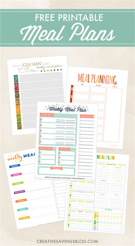make every day a weekly planner for creative thinkers with techniques exercises reminders and 500 stickers to do books habit 8 meal plan every week meal planning challenge